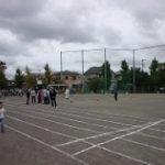 蕨市体育協会錦町支部運動会がありました。