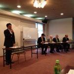 自由民主党 蕨支部 支部大会が開かれました。