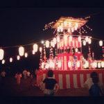 郷町会の盆踊りがございました。