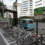大阪市内のコミューターチャリ事情