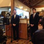 自民党埼玉15区 田中良生代議士後援会クラブリンクス新年会がありました。