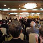 蕨市けやき文化賞、自治功労賞表彰式がございました。