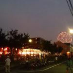 郷町会盆踊りがございました。