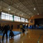 南町の避難所運営訓練がありました。